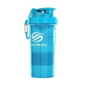 SmartShake Original 2 Go Bottle, 20 oz Shaker